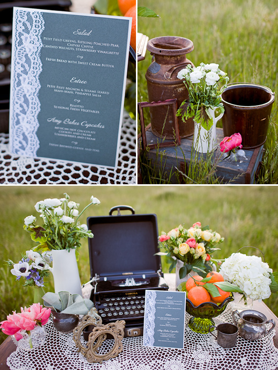 Shabby Chic Wedding Ideas