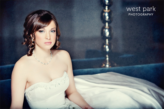 Bride at Westin Book-Cadillac