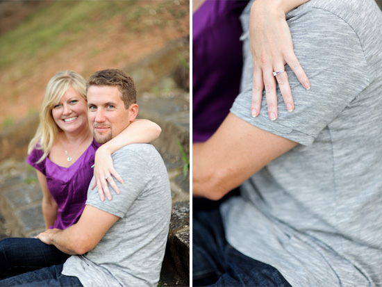 The Studio B Photography | Atlanta Engagement Photographer