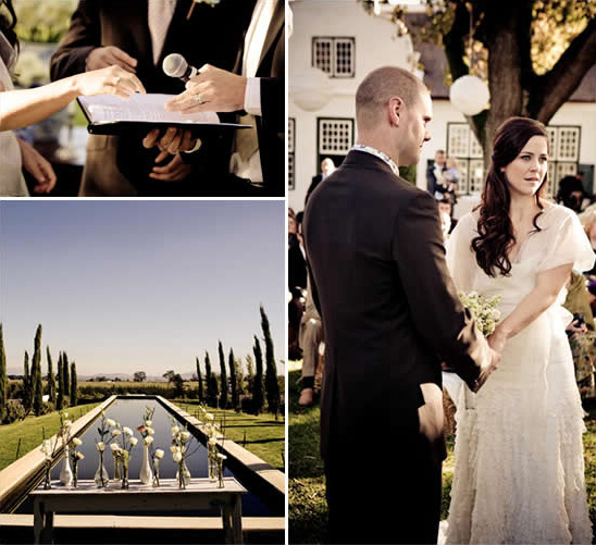 Trendy Cape Town Wedding