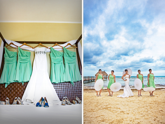 Azini Photography - Thomas and Elizabeth - Cancun Wedding
