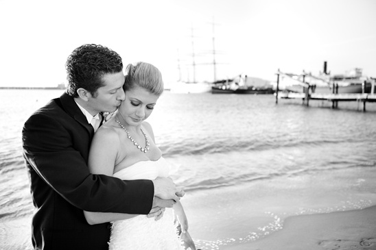 San Francisco Fisherman's Wharf Wedding