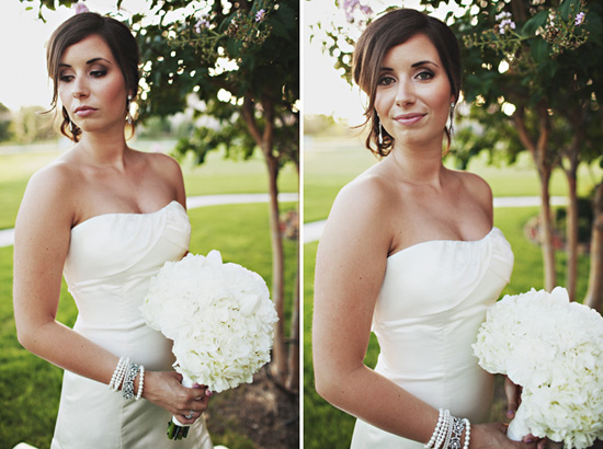 Beautiful Texas Bride
