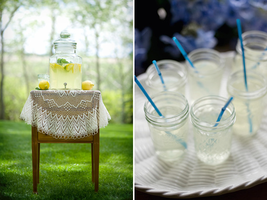 Afternoon Backyard Wedding Ideas