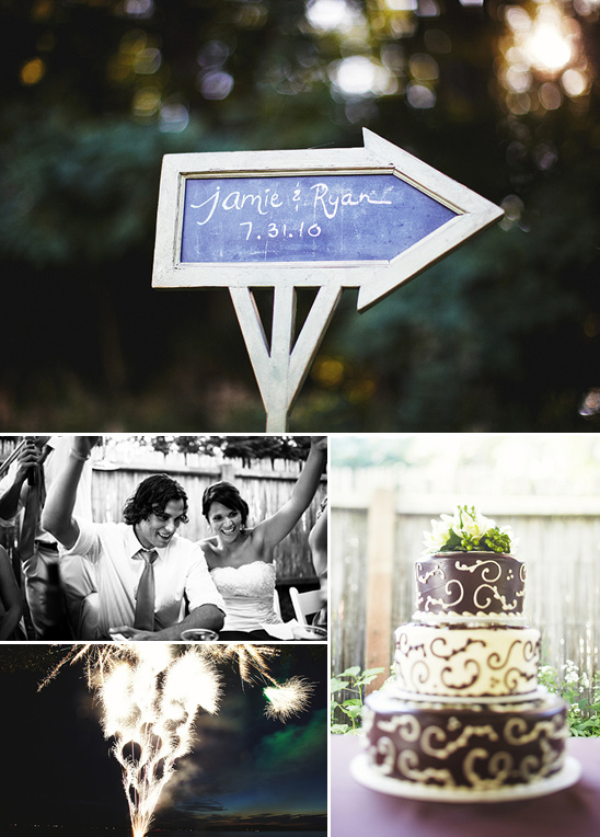 Minnesota Lilac and Green Wedding Ideas