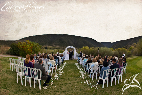 A Traditional Outdoor Lavender-Colored Destination Wedding in South ...