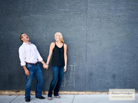 Austin Engagement Photography: Shannon Cunningham Photography