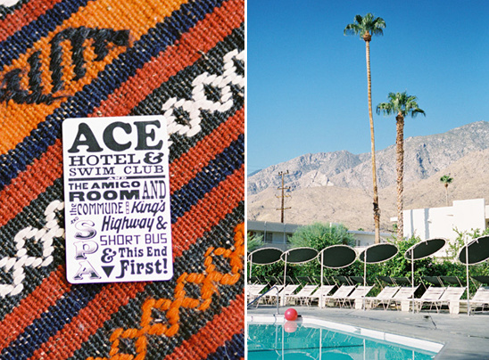 Ace Hotel Palm Springs A Hip Wedding Venue
