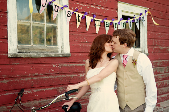 Barn Yard Wedding Ideas