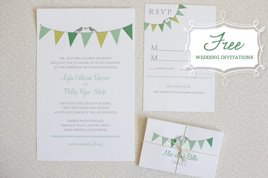 Blog bunting do it yourself wedding invitations for Do it yourself wedding invitations templates