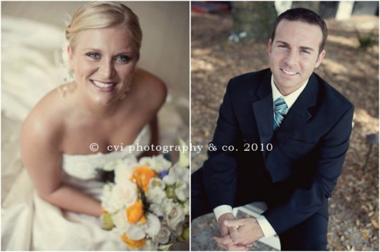 Stephanie + John {Red Letter Events}