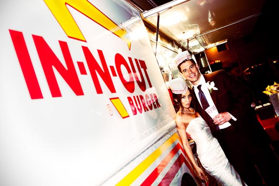 In and Out Comes to Your Wedding