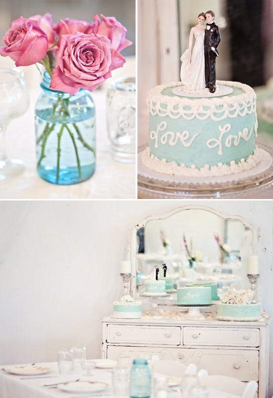 Shabby Chic DIY Iowa Wedding