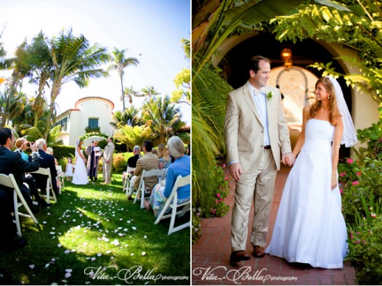 A Santa Barbara Wedding: Annie and Tim
