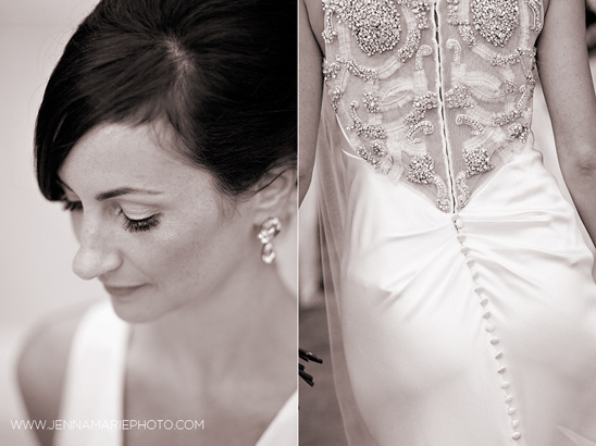 Ritz Carlton Wedding {Jenna Marie Photography}