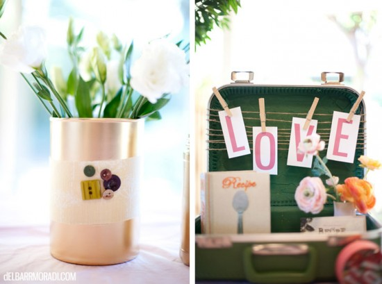 delbarr moradi photography | bridal shower bliss