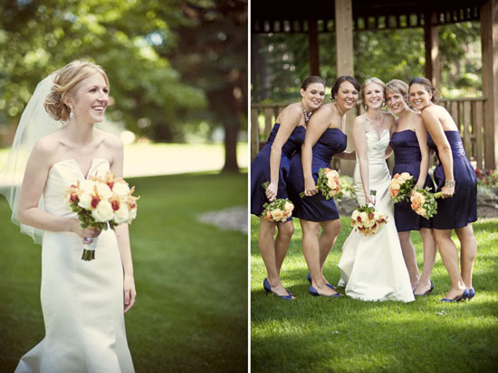 Gavin and Kirsten : Minnesota wedding photography