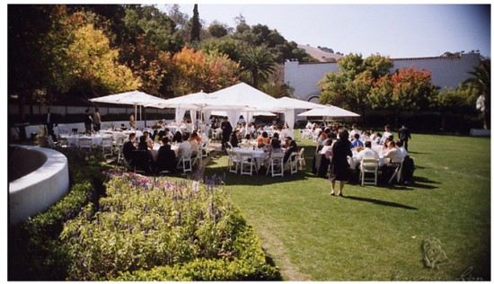 I Do Venues: A Wedding at Wente Vineyards