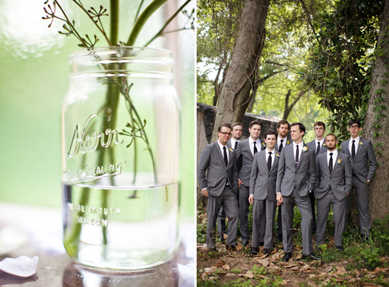 Nashville Chic & Artsy Wedding
