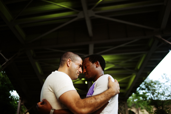 Derrick & Joe / Washington, DC Engagement