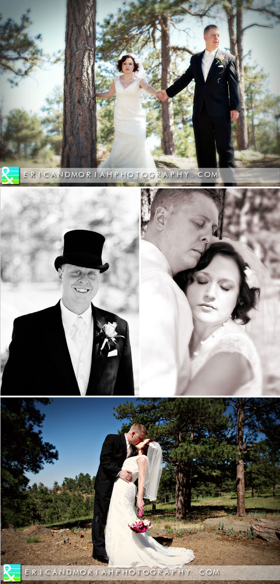 Gorgeous Colorado Wedding on Lookout Mountain
