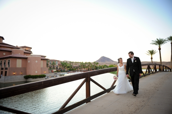 Tiffany & James Las Vegas Wedding