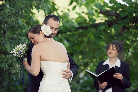 a destination wedding in Tuscany