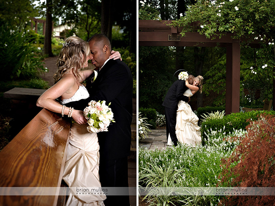 Duke Gardens Wedding