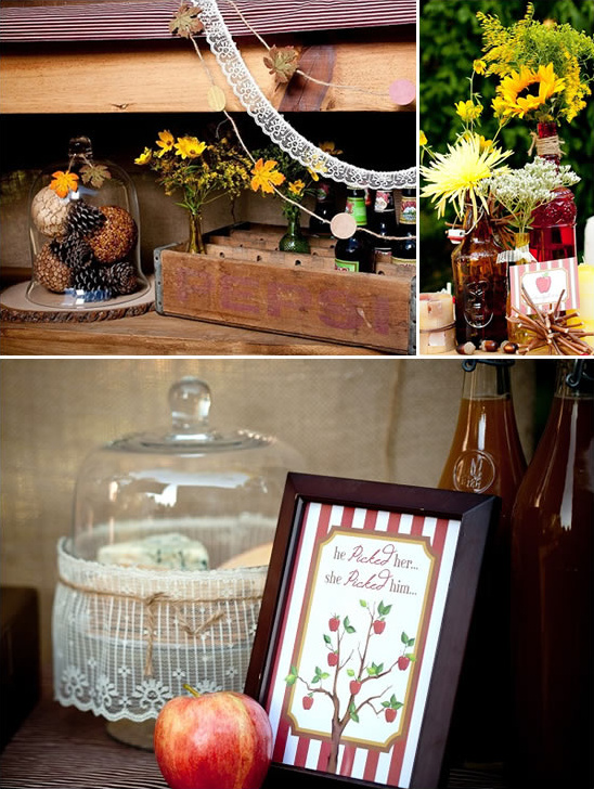 Autumn Wedding Ideas