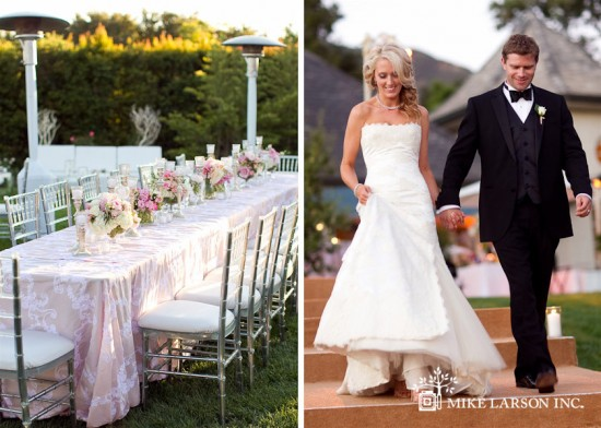 A Santa Barbara Wedding: Julia and Colin
