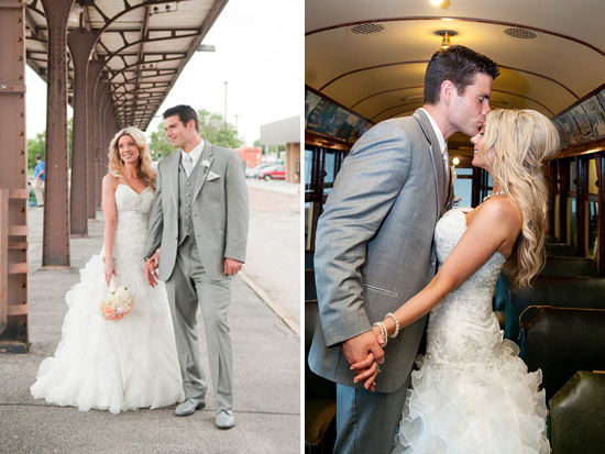 Blog jacque and kevin 39 s omaha wedding for Wedding dress rental omaha