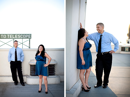 Griffith Observatory Engagement | Ashleigh Taylor