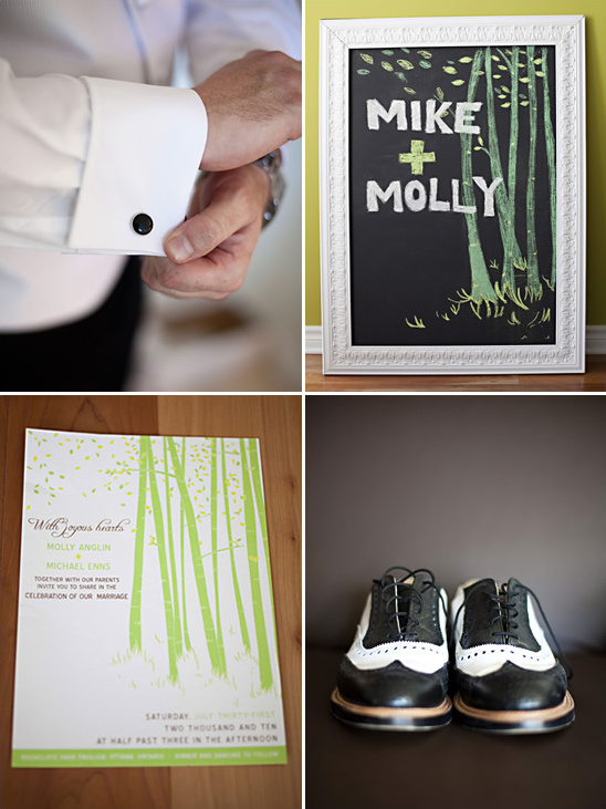 Quebec Wedding With Casual Charm