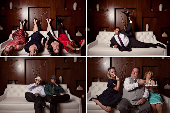 Mad Men Photo Booth