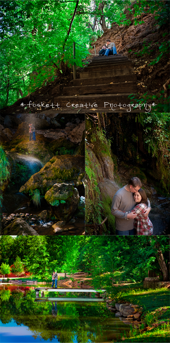 Arizona Creative Engagement Photographer~Pine, AZ~{Foskett Creative Photography}