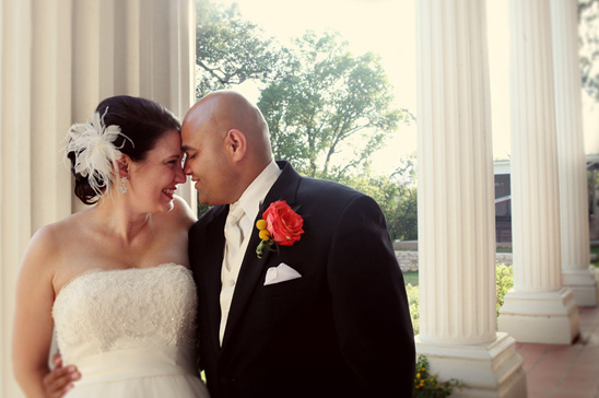 Austin Wedding: Amy & Sunil