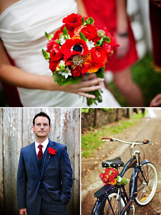Tennessee Red Wedding Ideas