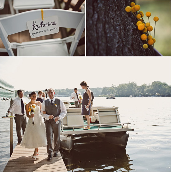 Ohio Handmade Wedding
