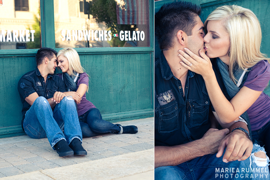 Victoria and Greg | El Dorado Hills Engagement Photographer | Mariea Rummel Photography