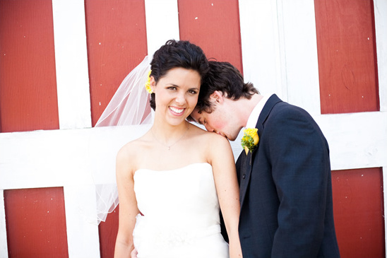 Michigan Barn Yard Wedding