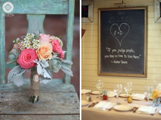 vintage chic westlake village wedding