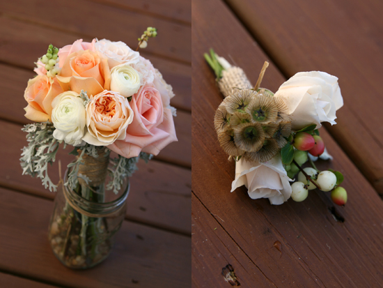 Jenn & Mike's Nature Meets Vintage Wedding