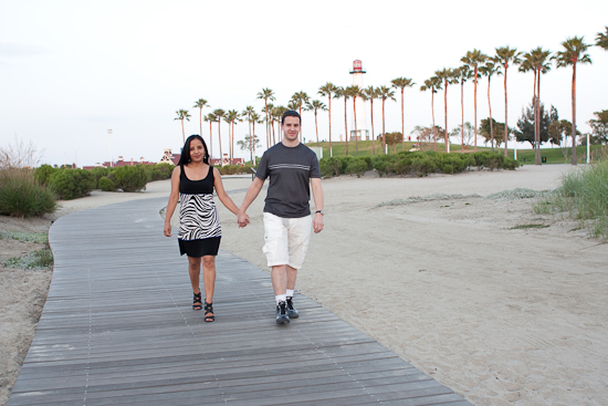 Long Beach Engagement Photography | Ashleigh Taylor