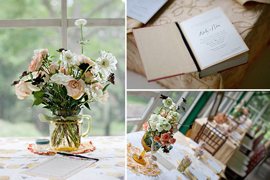 Classic Peach Wedding Ideas