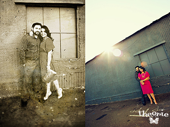 San Diego Wedding Photographers, Theorie, San Diego, Urban Downtown, Pets, Engagement Session, Modern, Artsy