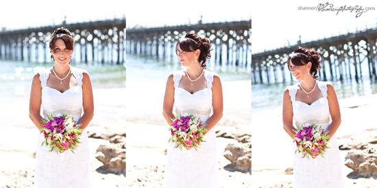 Santa Barbara Beach Wedding - DIY