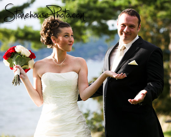 Madi & Patrick at Woods Manor - Madeline Island