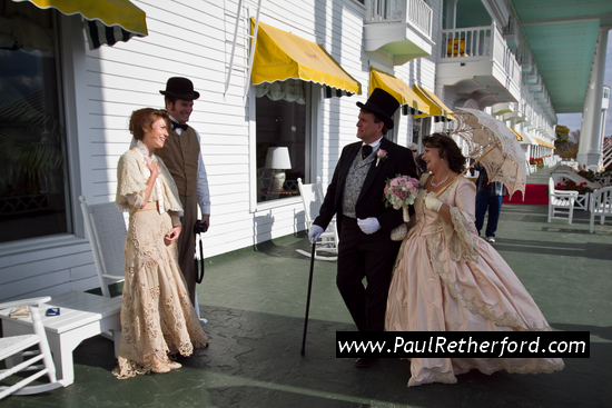 Grand Hotel Somewhere In Time Photo