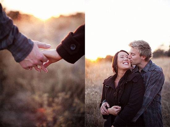 Jannelle and Thomas | Engagement Session in Northern California