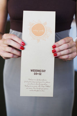 Malibu Graphic Designer's Wedding